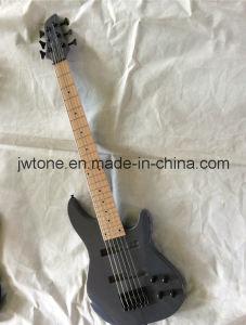 6 String Neck Through Body Electric Bass Guitar pictures & photos