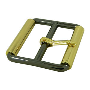 Zinc Alloy Diecasting Assemble Belt Buckle pictures & photos