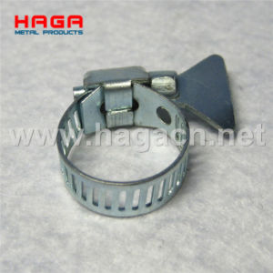 Zinc Plate American Type Hose Clamp pictures & photos