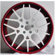 High Quality Car Alloy Wheels 17X8.5 pictures & photos