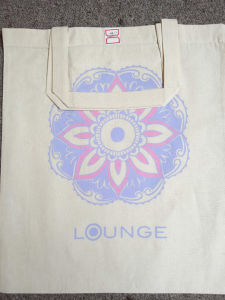Cotton Tote Bags Made of 100% Cotton