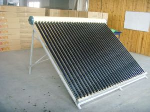Vacuum Tube Project Solar Collector pictures & photos