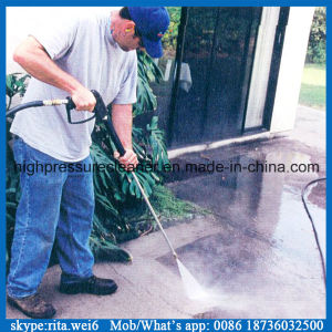 500bar 22kw Surface Washing Machine Electric High Pressure Washer pictures & photos