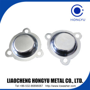 Professional Customized High Quality Stainless Steel or Iron Stamping Parts pictures & photos