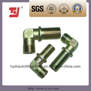 Carbon Steel Hydraulic Metric Bite Type Fitting