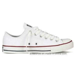 Classic Men/Women Sneaker with Rubber Sole (ET-WT170449W) pictures & photos