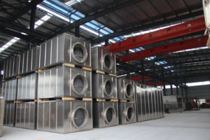 Waste Heat Recovery Heat Exchanger pictures & photos
