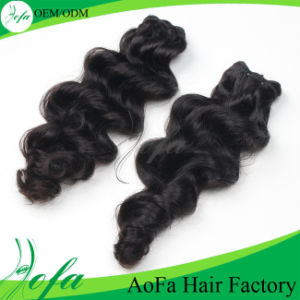 Hot Virgin Body Wave 7A Grade Virgin Aofa Hair pictures & photos