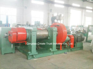 High Performance Rubber Cracker Mill with Top Configuration pictures & photos