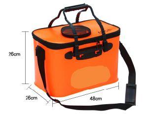 EVA Fashion Folding Fish Bucket-Folding Fishing Barrel-Fishing Tackle-57 pictures & photos