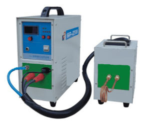 High Frequency Induction Heating Machine of Brazing&Welding&Soldering (SP-25AB) pictures & photos