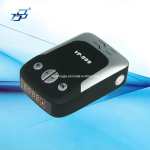 High Sensitivity Radar Detector for Car (GR V999)