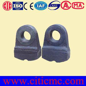 Citic IC Casting Mining Machine Parts, Hammer Crusher Spare Parts pictures & photos