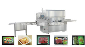 Fast Food Box Packing Machine with Filling Function pictures & photos