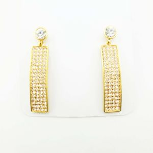 Fashion Jewelry for Fashion Earring Dangle Earring Alloy Earring, Crystal Earring,