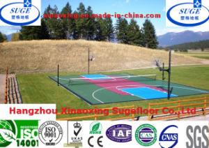 Anti-Slip Professinal Fitness Basketball Court Floor Sports Flooring pictures & photos