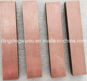 Wcu Alloy Plate for Heat Sink Electronic Packaging pictures & photos