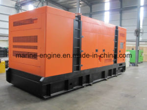 800kw/1000kVA Silent Type Cummins Diesel Generator with Deepsea Controller pictures & photos