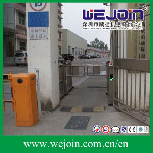 Intelligent Swing Barrier with High Reliability and Self-Lock Mechanism pictures & photos
