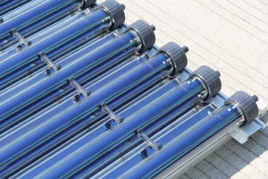CPC Heat Pipe Solar Collector (SHC) with Solar Keymark, En12975 pictures & photos