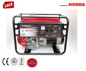 6kw 6kVA Gasoline/Petrol Generator Set with CE pictures & photos