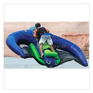 Single Seat High Quality Inflatable Water Flying Fish Cheap Price
