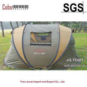 New Super One Touch Pop up Tent Portable Easy Camping Hiking Beach for 4-5 Persons Tent