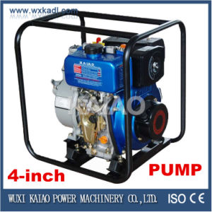 4-INCH Diesel Water Pump/ Power Diesel Engine Pump pictures & photos