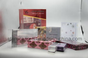 Folding Box Set with New Design Plastic Packing pictures & photos