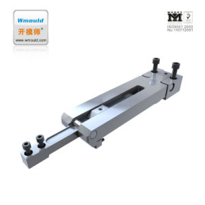 Plastic Injection Mold Parts Mould Lock Spring Latch Lock pictures & photos