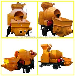 Construction Equipment Jbt30 Concrete Mixer with Pump with High Quality pictures & photos