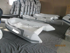 Hot Sale 3m Rib Tender Grey Water Raft Water Sailing pictures & photos
