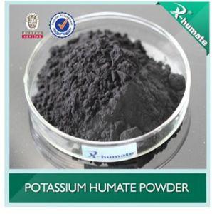 X-Humate Brand Potassium Humate Shiny Powder pictures & photos