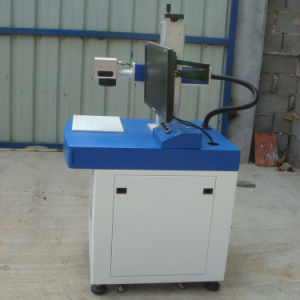 Rhino Table Type Fiber Aser Marking Machine RF-20 pictures & photos