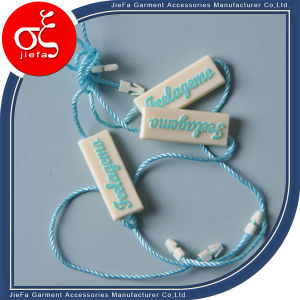 New Material Plastic Tag with Nylon String pictures & photos