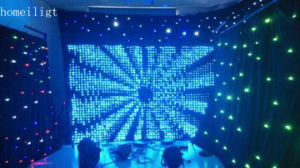 Fresh Goods LED Vision Curtain LED Curtain as Stage Equipment pictures & photos