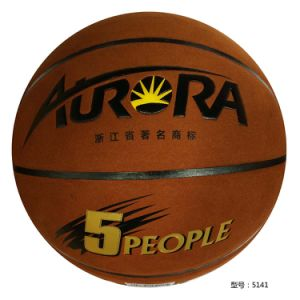 Leather Basket Ball 8 Panels Customized Cheap Price Low Price Colorful pictures & photos