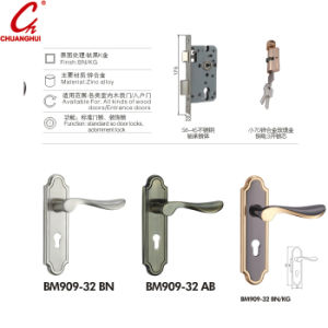 (BM 909) Hardware Accessories Furniture Handle Body Lock pictures & photos