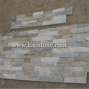 Cultural Roofing Stone for Background or Garden Wall Covering pictures & photos