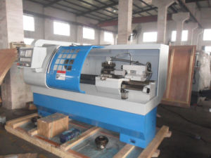 High Precision CNC Metal Lathe Ck6136 pictures & photos