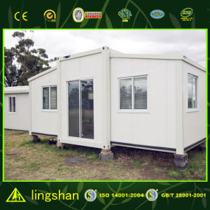 Prefab Living Flat Pack Container House pictures & photos
