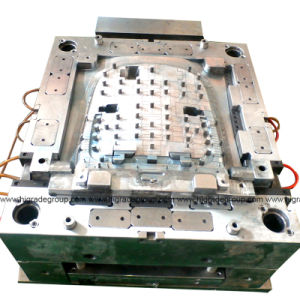 Auto Back Cover Plastic Mould/Auto Mould/Injection Mould pictures & photos