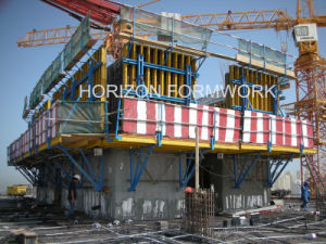 Climbing Formwork CB240 for Core Wall and Bridges