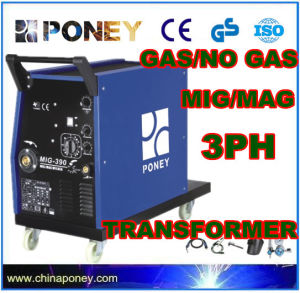 Transformer MIG/Mag Welding Machine MIG-5300 Gas/No Gas pictures & photos