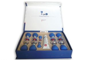 Haci Magnetic Acupressure Suction Cupping pictures & photos