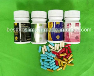 Lida Weight Loss Capsules Pink Advanced Max Red Slimming Pills pictures & photos