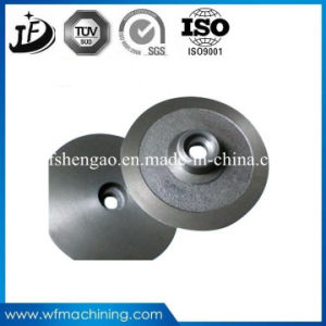Grey Cast Iron Sand Casting Flywheel with Customized Service pictures & photos