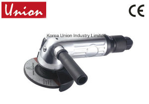 Roll Type Pneumatic Hand Grinder 125mm Air Angle Grinder pictures & photos