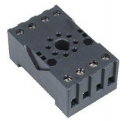General Purpose Relay Base with 8 Pins (10F08B-E) pictures & photos