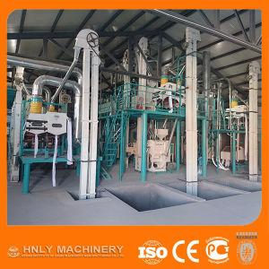 Kenya, Zambia, Tanzania 30tons Corn Flour Mill Manufacturers pictures & photos